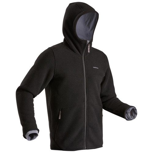 MEN'S SNOW HIKING FLEECE JACKET