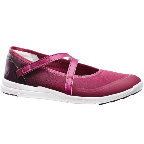 WALKING SHOES PUMPS VIOLET