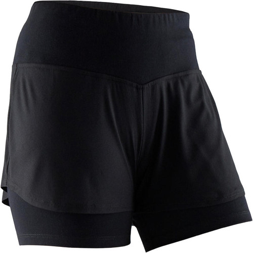 WOMEN'S GYM & PILATES SHORTS