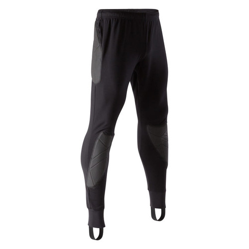 ADULT GOALKEEPER BOTTOMS - BLACK