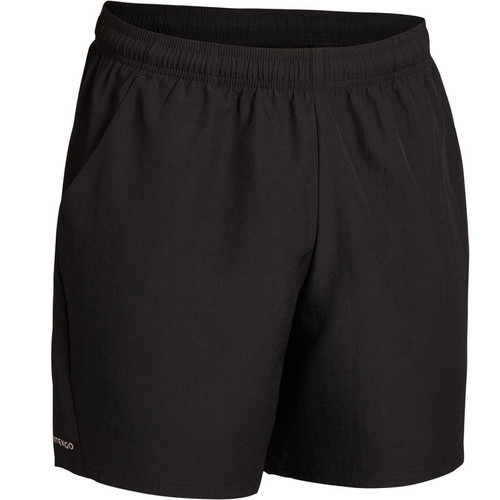 DRY TENNIS SHORTS - BLACK