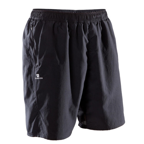 FIITNESS CARDIO TRAINING SHORTS - BLACK
