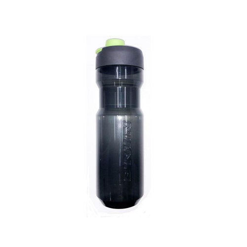 CYCLING WATER BOTTLE - GREY YELLOW