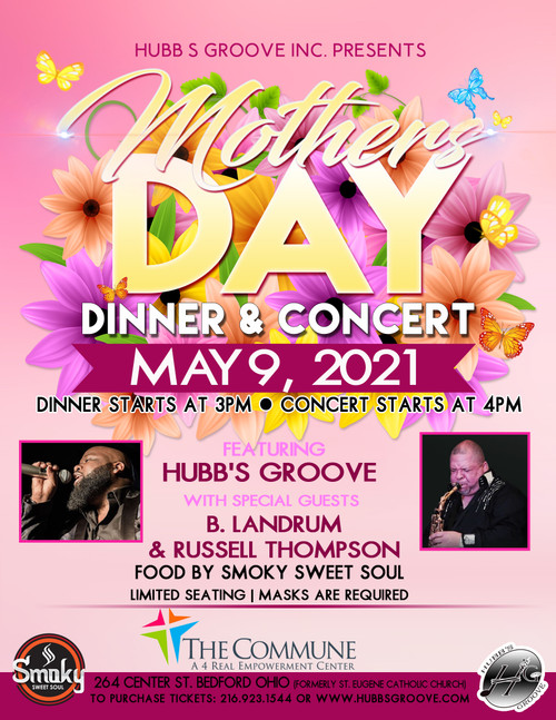 Cleveland Soul Food Mother's Day Dinner Concert