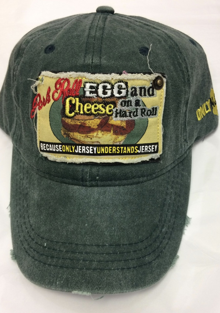 Pork Roll Egg & Cheese Hat