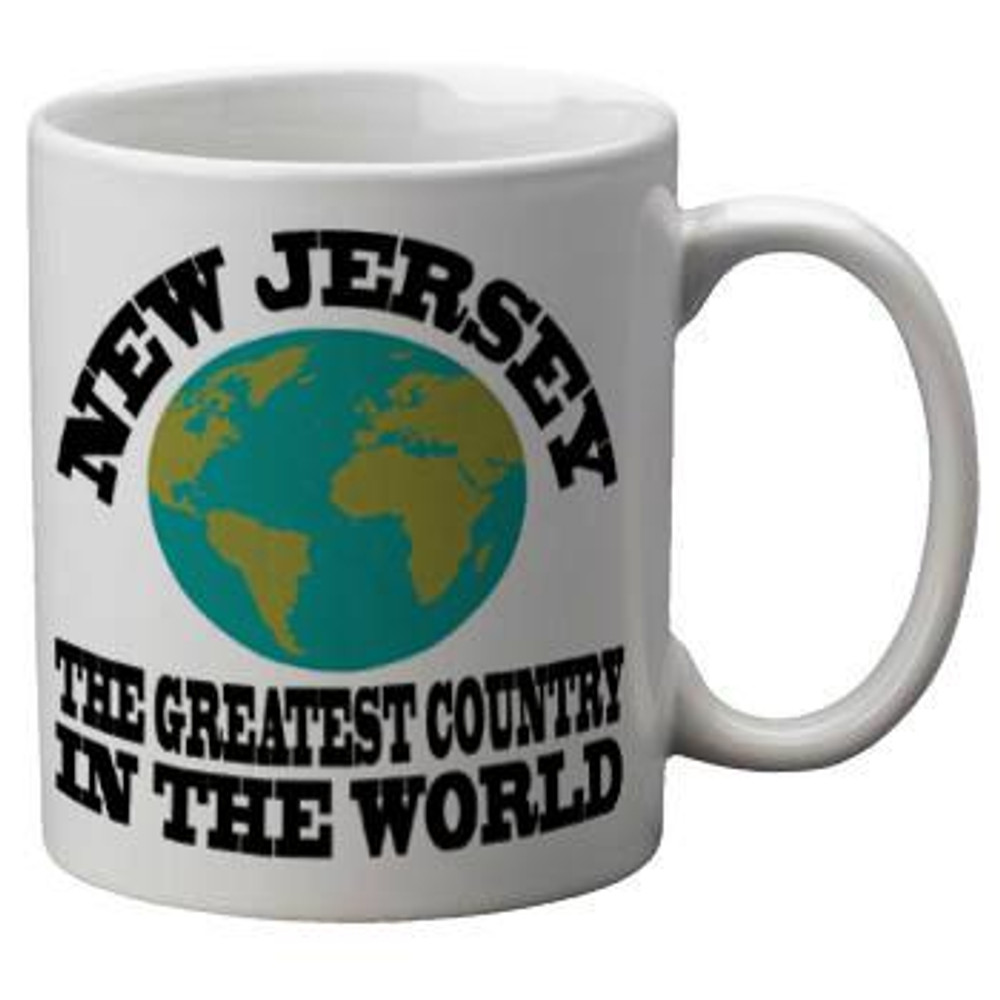 NJ Greatest Country Mug