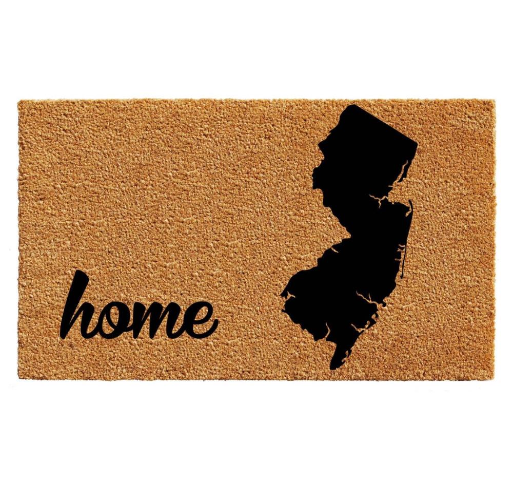 New Jersey Doormat