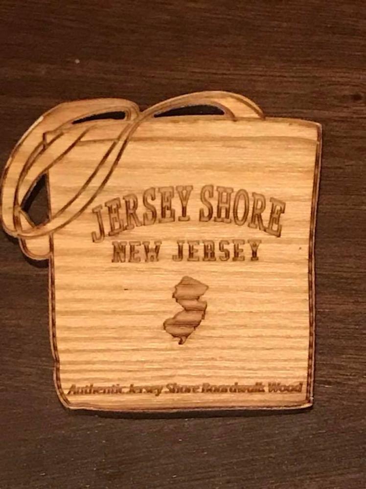 Jersey Shore Beach Bag Magnet