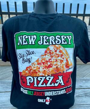 Jersey Pizza T-shirt