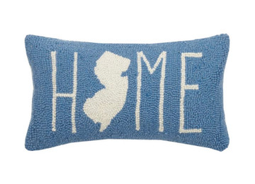 New Jersey Home Hook Pillow