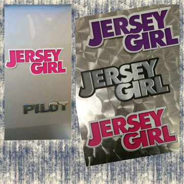 Jersey Girl Auto Magnet