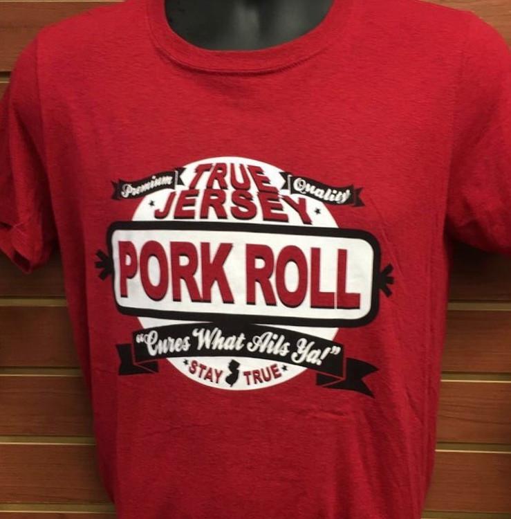 Pork Roll T-Shirt Red