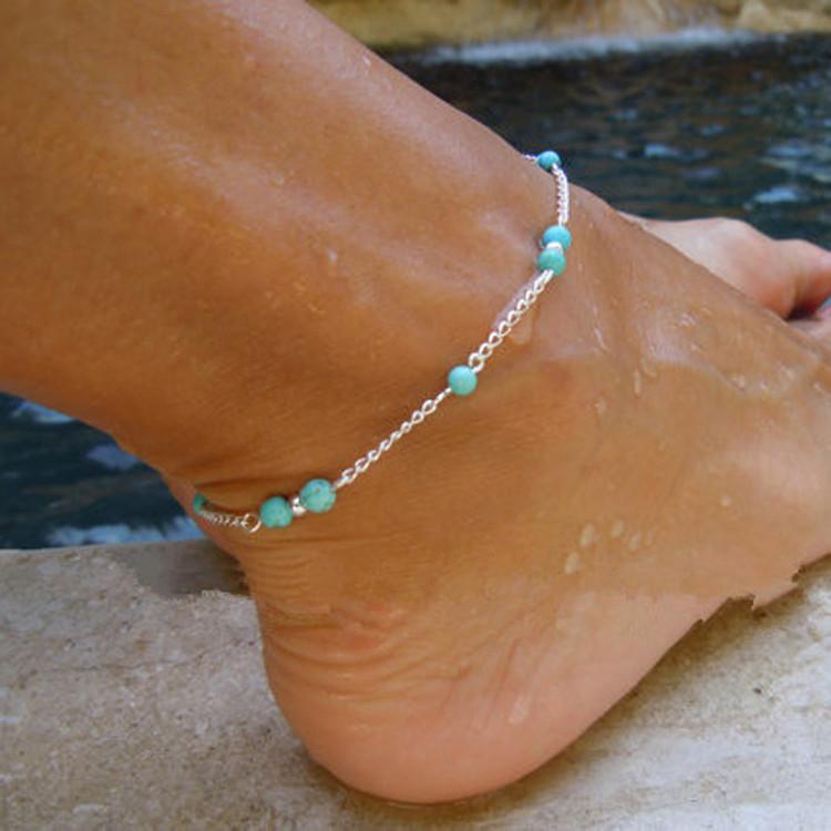 Anklet Turquoise Bracelet