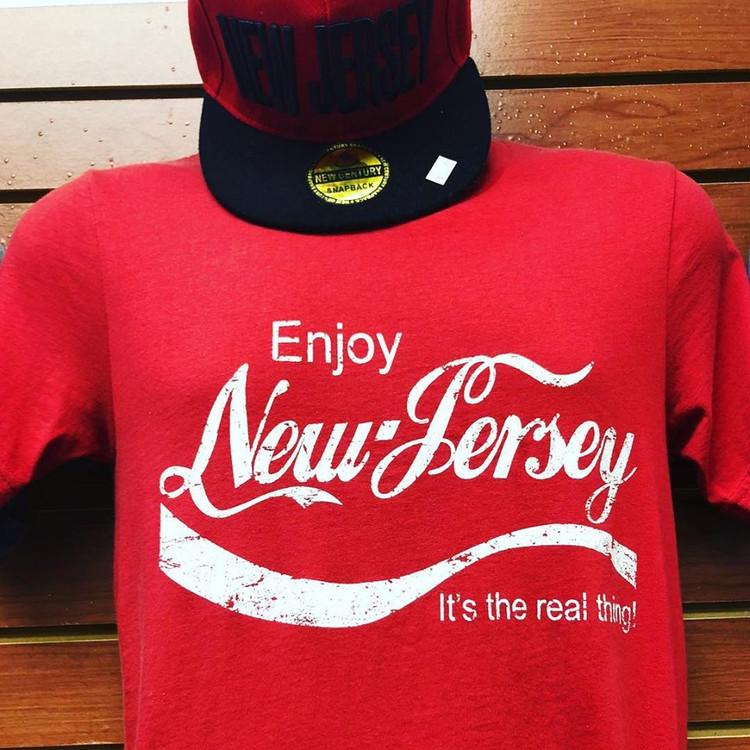 Enjoy New Jersey Tshirt