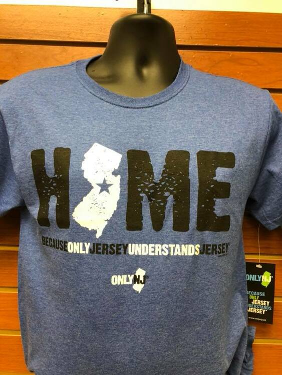 NJ Home T-Shirt