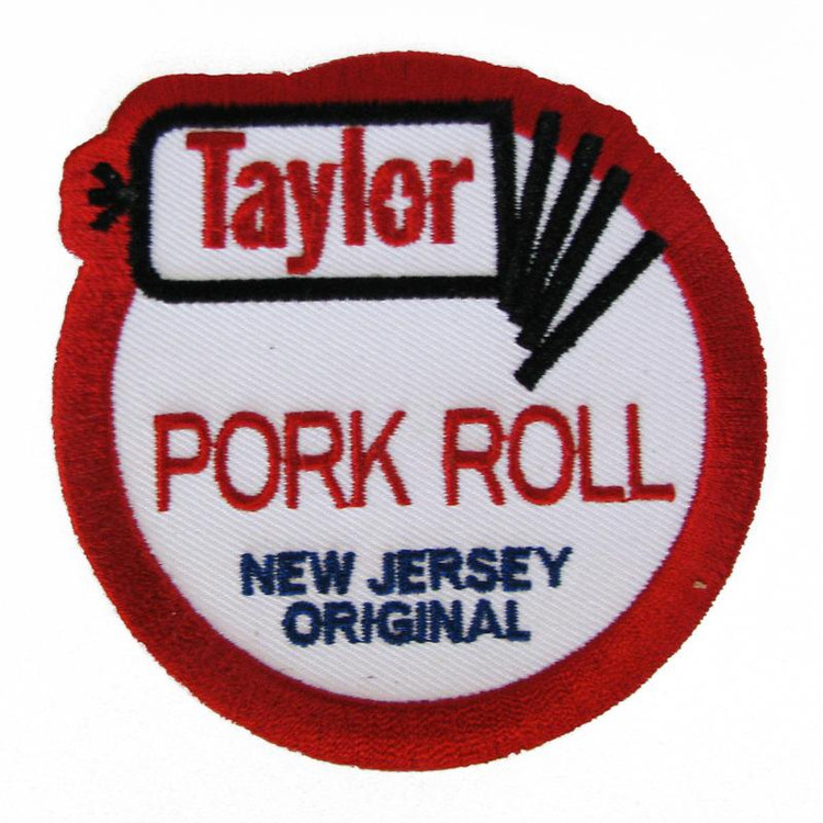 The Garden State's true contrbution to the world.  Each patch measures 3 inches by 3 inches, with an iron on backing.