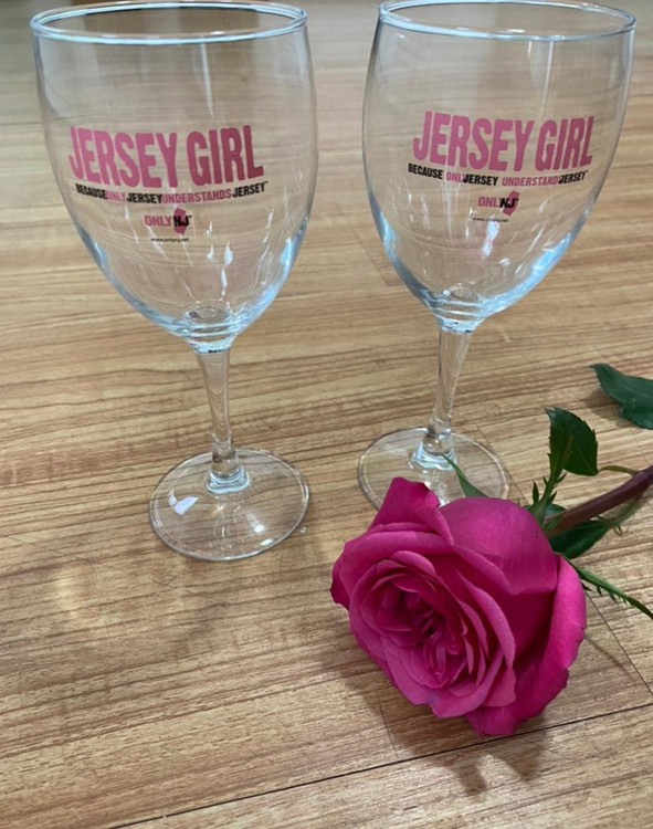Here's one for all of the Jersey Girls! Because Only Jersey Understands Jersey!