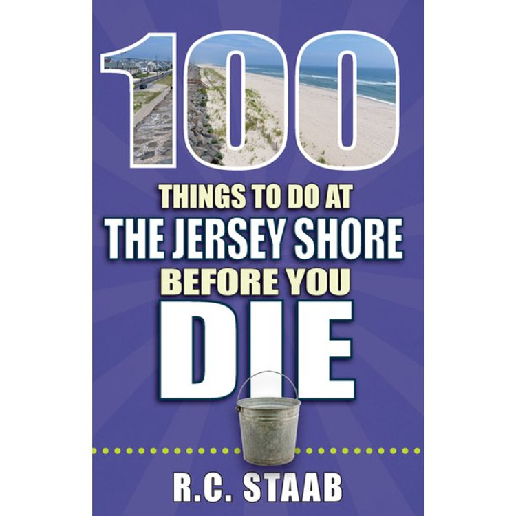 """While the Jersey Shore is known as a destination where salt water taffy and frozen custard were born, Miss America was crowned and """"The Twist"""" was invented, there's even more to the Shore just waiting to be discovered...    Originally published: April 15, 2020 Author: R. C. Staab Genre: Travel literature"""