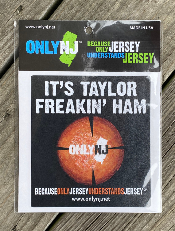 It's Taylor Freakin' Ham Auto sticker