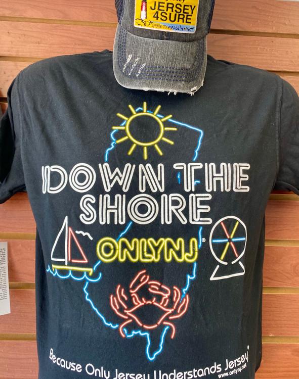 Down The Shore T-shirt