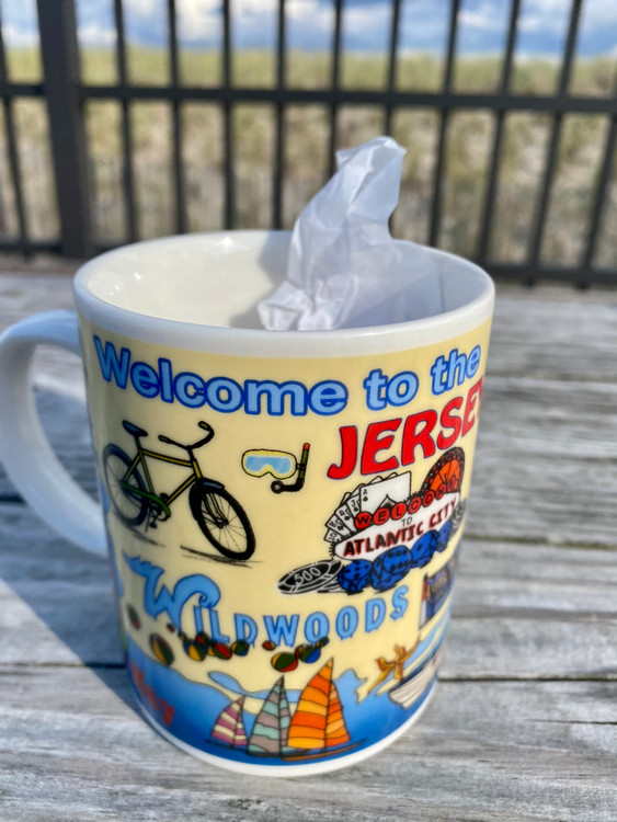 Welcome To The Jersey Shore Mug