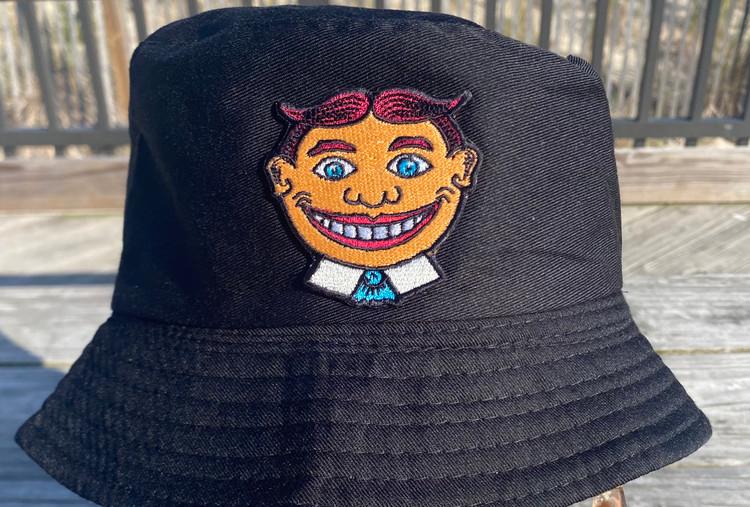 Tillie Black Bucket Hat
