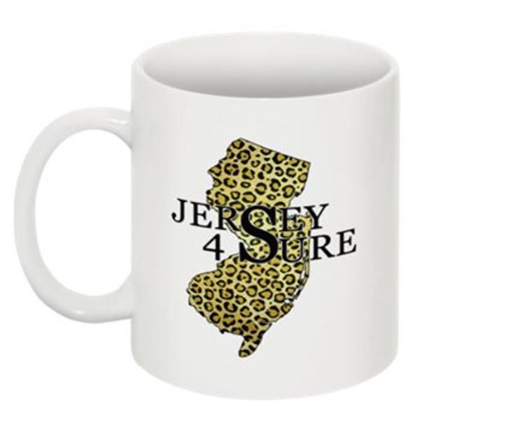 Jersey 4 Sure Leopard Mug