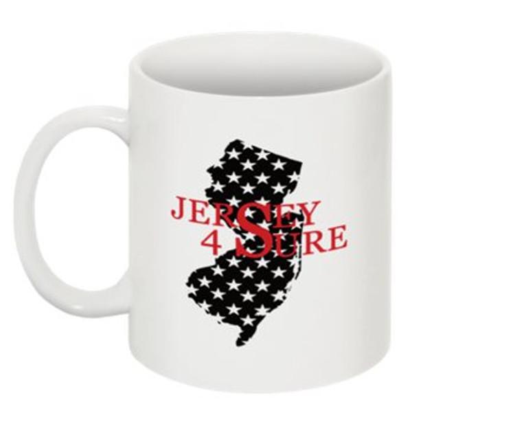 Jersey 4 Sure Mug Stars