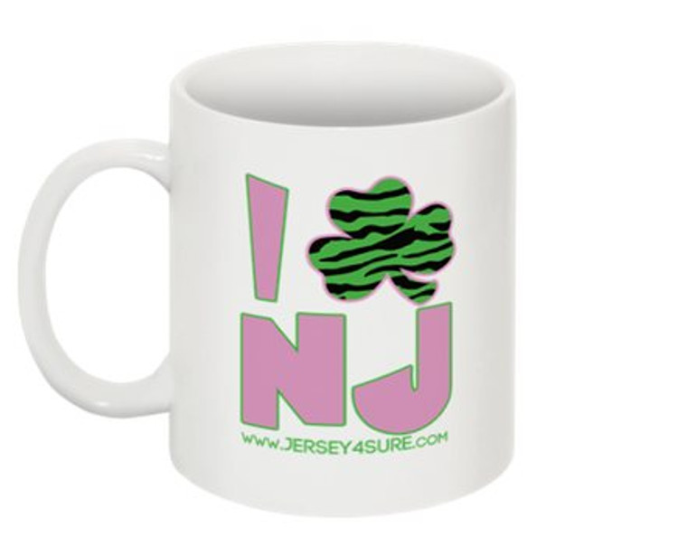 Jersey 4 Sure Mug I Clover NJ