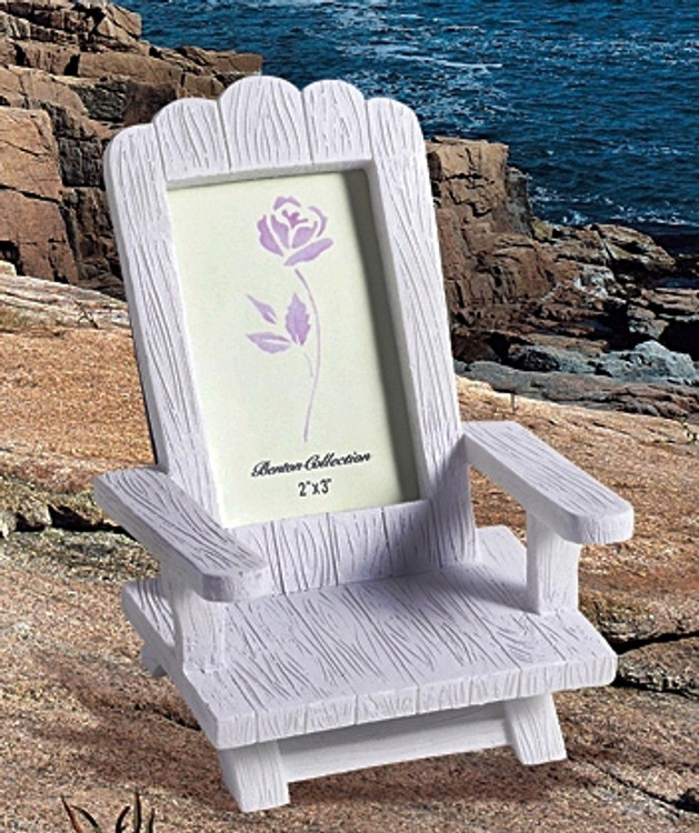 Mini Adirondack Chair Picture Frame