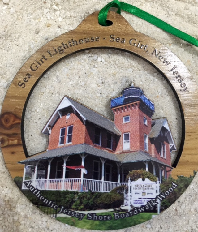 Sea Girt Lighthouse Ornament