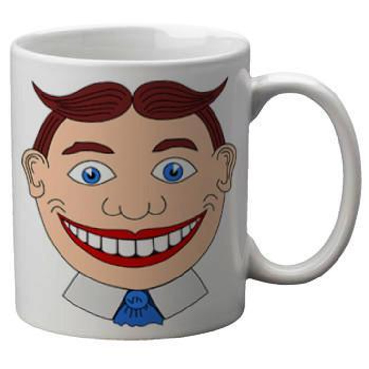 Start your morning with Tillie's smiling face.  All of our 11 ounce mugs are dye sublimated by hand to to ensure a long lasting and vibrant print.