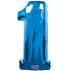 Number 1 Foil Balloon Blue