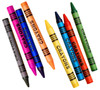 8 Colouring Crayons