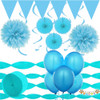 Room Decorating Pack Pale Blue