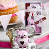 Cute Little Pink Owl Key Chain Favors