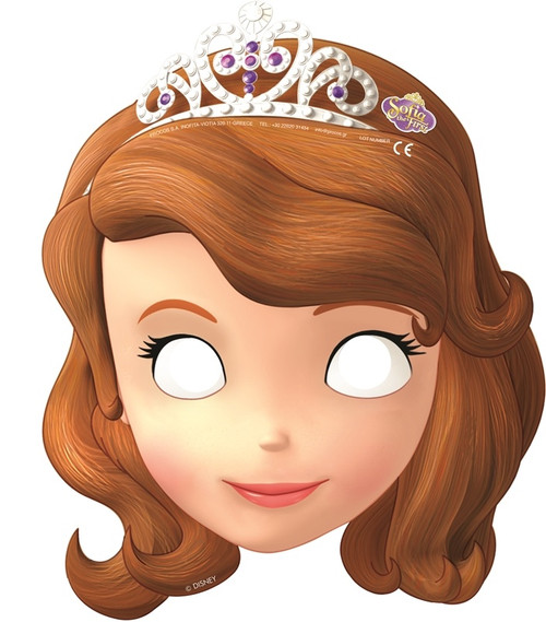 Sofia The first party Masks (6)