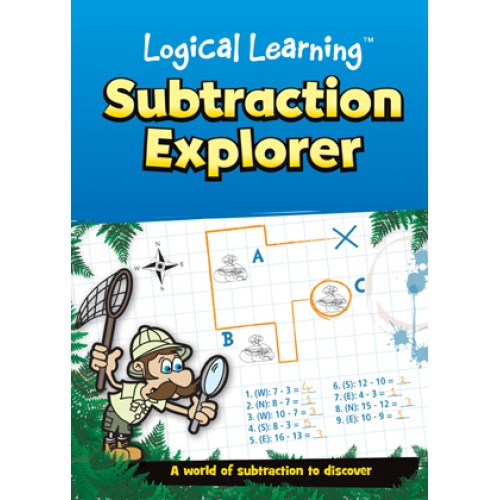 Logical Learning Subtraction Explorers Game