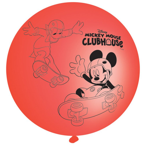 Mickey Mouse Punchball Balloons (4)