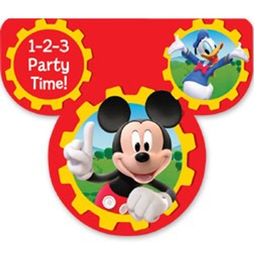 Mickey Mouse Invites 6