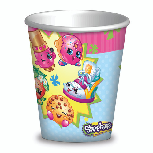 Shopkins Party Cups (8)