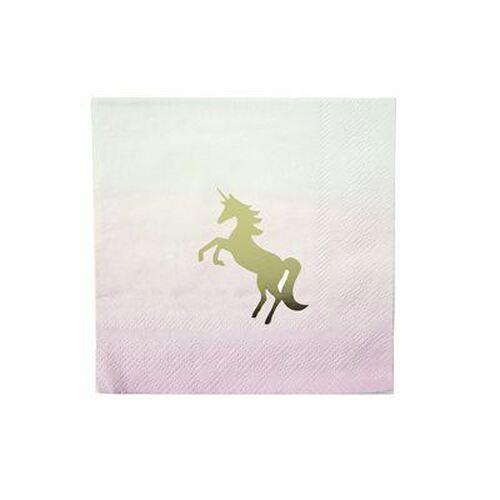 We Heart Unicorns Napkins (16)
