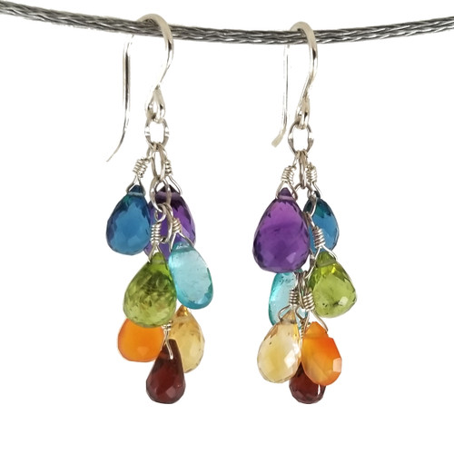 Chakra Energy Earrings