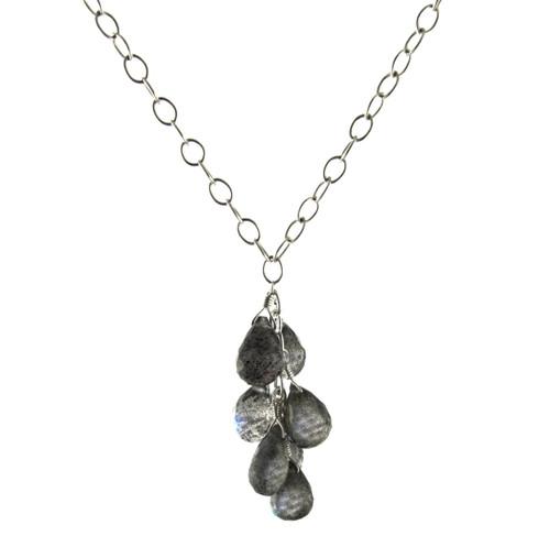 Energy Necklace, Labradorite