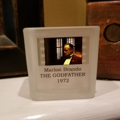 The Godfather - Marlon Brando Votive Holder