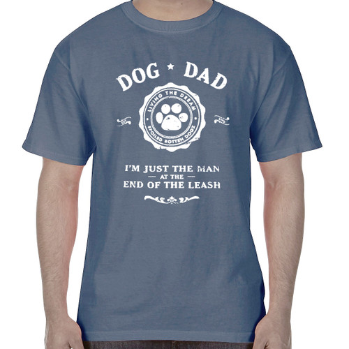 bed15c226 Dog Dad T-Shirt - Totally Awesome Goods