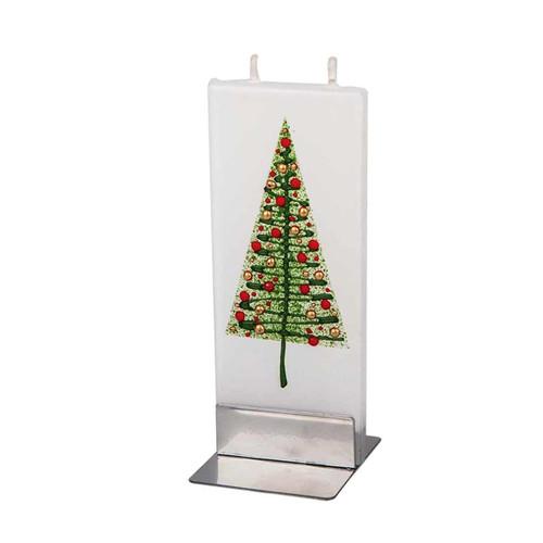 Flatyz Candles - Christmas Tree