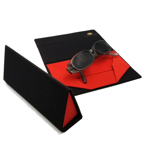 Collapsible Eye Glass Pocket Case