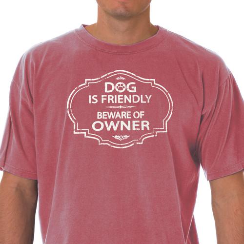 Dog is Friendly