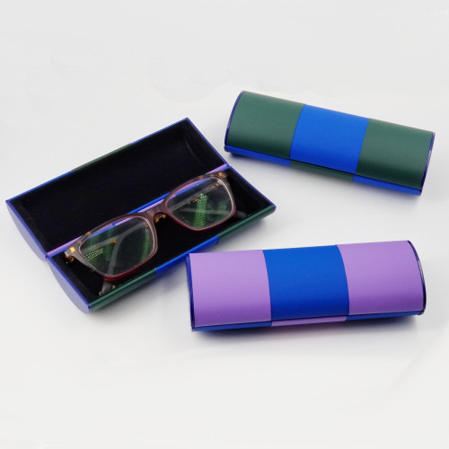 Roll Over Eye Glass Case -Small